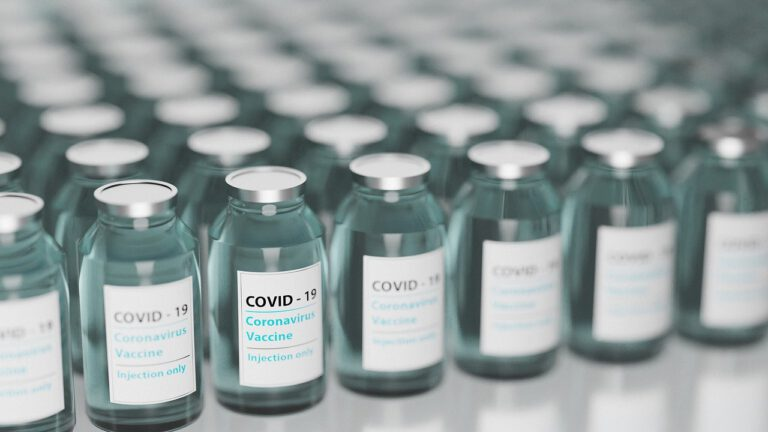 Covid 19 - Impfdosen